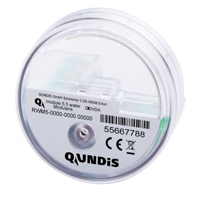 QUNDIS Rádió kiegészítő modul Q modul 5.5 víz - Modularis