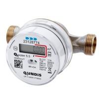 QUNDIS Qwater5.5 vezetékrendszerbe szerelhető vízóra (5001T2011)