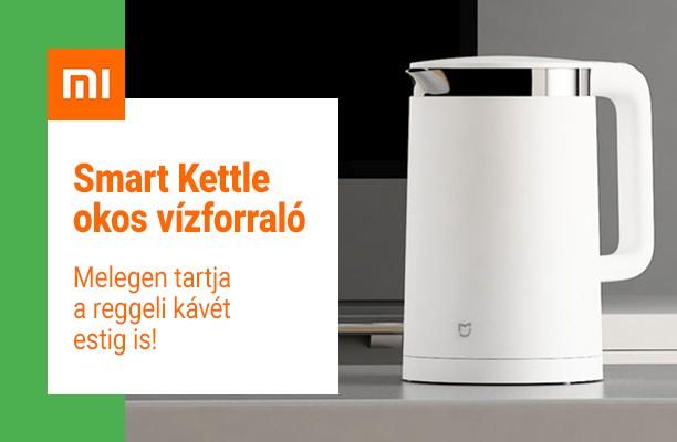 Xiaomi Mi Smart Kettle okos vízforraló