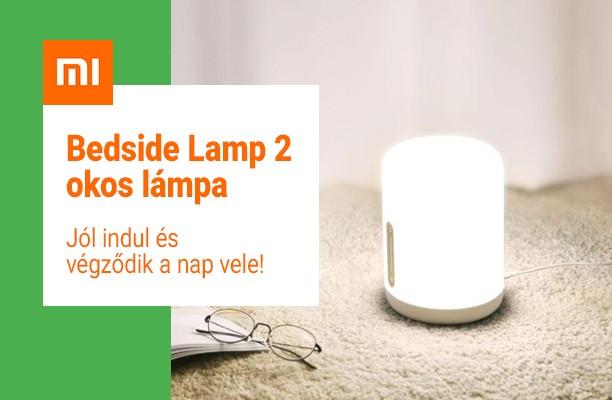 Xiaomi Mi Bedside Lamp 2 okos éjjeli lámpa